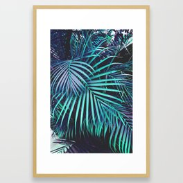 Dreamy Palm Framed Art Print