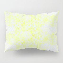 Damask Yellow Pillow Sham