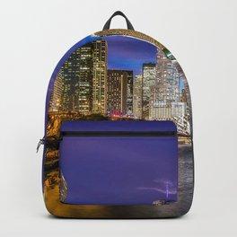 Chicago Sunset Backpack
