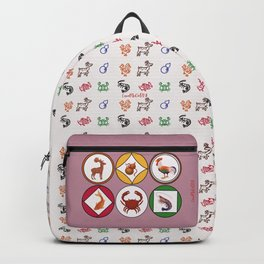 Place Your Bets Backpack