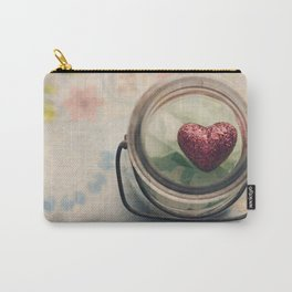 Love in a jar Carry-All Pouch