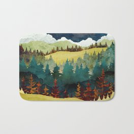 Autumn Moon Bath Mat