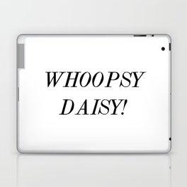 Whoopsy Daisy Laptop & iPad Skin