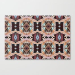 Southwest Pattern Tapestry Canvas Print