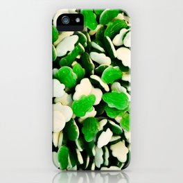 Frogs iPhone Case