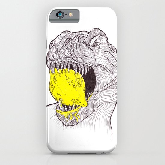 Zest For Life T-Rex Dino iPhone & iPod Case