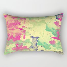 Abstract Painting II Rectangular Pillow
