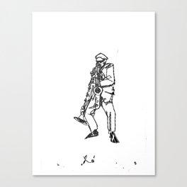 rahsaan Canvas Print