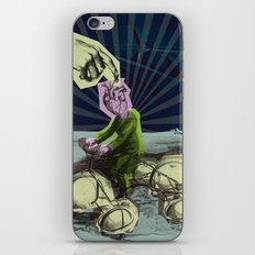 Lost in your mind iPhone & iPod Skin