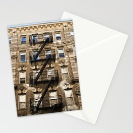 Alphabet City Stationery Cards