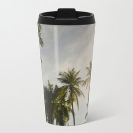 Palm Trees. Travel Mug
