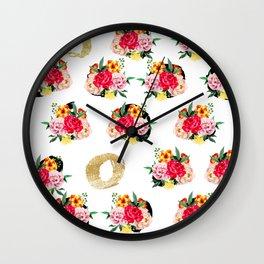Public Secrets #society6 #lifestyle #prints Wall Clock