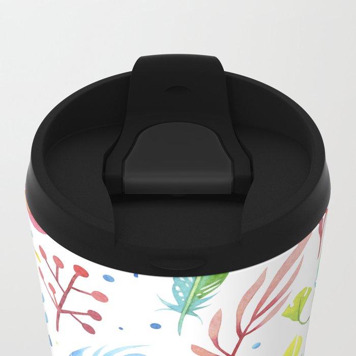 Plumas 2 Metal Travel Mug