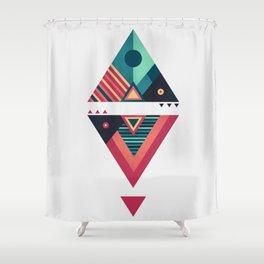 Arrow 04 Shower Curtain