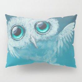 genie owl Pillow Sham