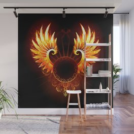 Wings Phoenix Wall Mural