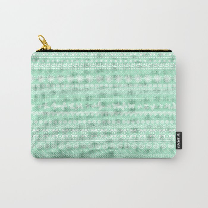 Minty-Licious Carry-All Pouch
