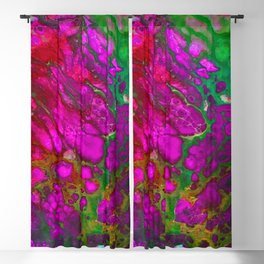 Pink Core Blackout Curtain