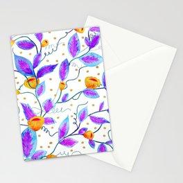 Purple Prosper #society6 #buyart Stationery Cards