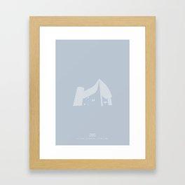 Ronchamp Framed Art Print