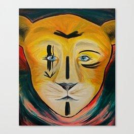 Felioness Canvas Print