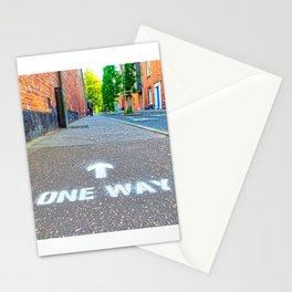 Street Photography, Norwich, U.K Stationery Cards