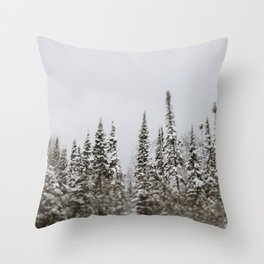 The Grand Attempt Throw Pillow