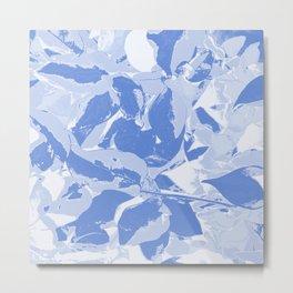BlueMING blue Metal Print
