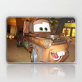 Tow Mater Laptop & iPad Skin