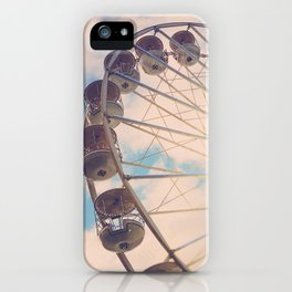 Love Wheel iPhone Case