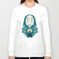 spirited away Long Sleeve T-shirts featuring Spirited by Duke Dastardly