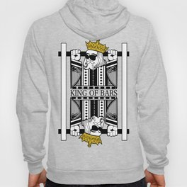 King Of Bars Cards Hoody