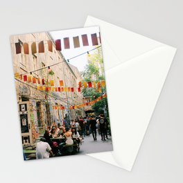 Alley of Street Art Stationery Cards