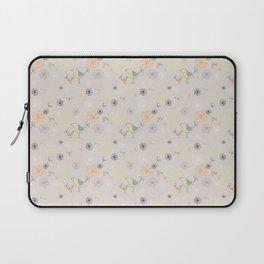 Birdies Gone Wild by Deirdre J Designs Laptop Sleeve