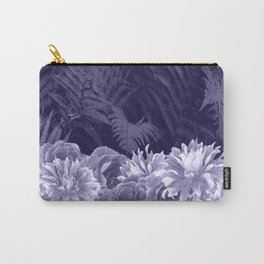 Dark Shades Of Lavender Carry-All Pouch