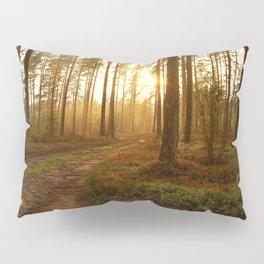 The Warmest Morning Pillow Sham