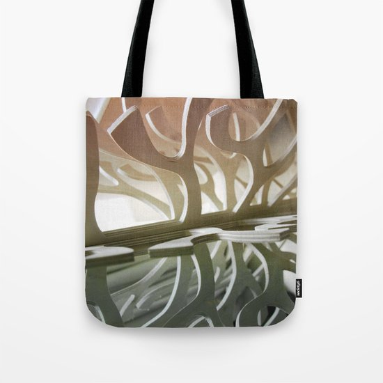 defining form Tote Bag