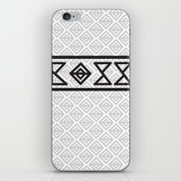 boss iPhone & iPod Skins featuring BOSS by SoulDeep