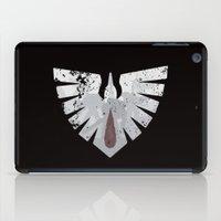warhammer iPad Cases featuring Ravens on the horizon by HenkusFilijokus