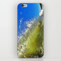 surf iPhone & iPod Skins featuring Surf by Nicklas Gustafsson