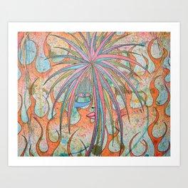 Spike Art Print