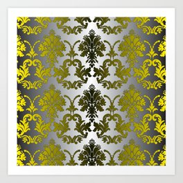 Baroque Contempo Art Print