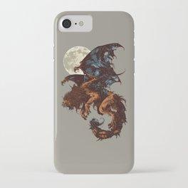 Bestiary / Manticore iPhone Case