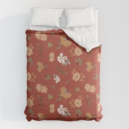 Floral Pattern 111-21CW9 Comforters