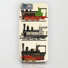 Groovy locomotives Slim Case iPhone 6s
