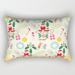 Christmas Rectangular Pillow
