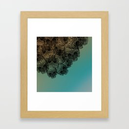 Webskull Framed Art Print