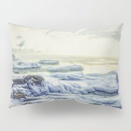 Frozen Sunrise Pillow Sham