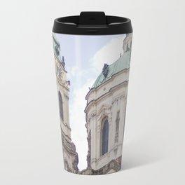 Church in Prague Travel Mug