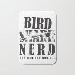 Bird Native Bird Songbird Nerd Gift Bath Mat